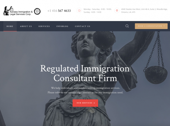 Astraea Legal Services