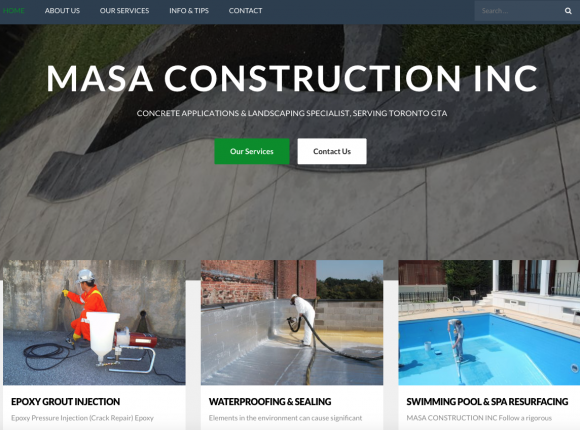 Masa Construction