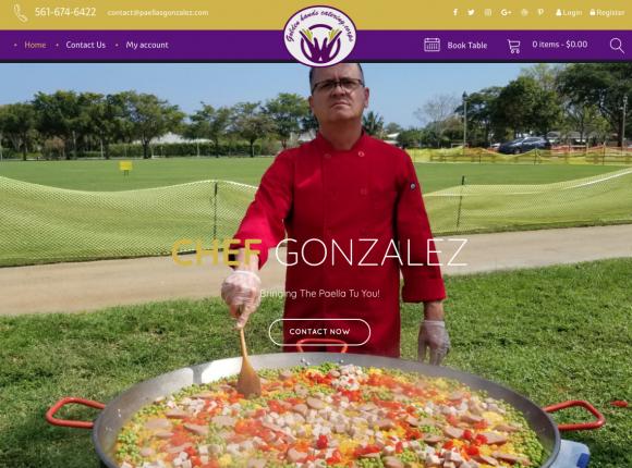 Paellas Gonzalez