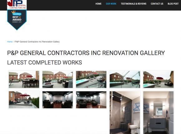 PP General Contractors Inc